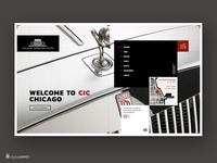 Unique web layout for the Collision Inspection Center