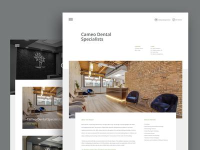 Apex Design Build Website