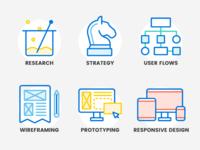 Design Skills Icons — part 1