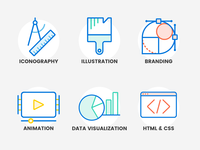 Design Skills Icons — part 2