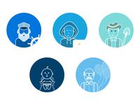 Persona Characters