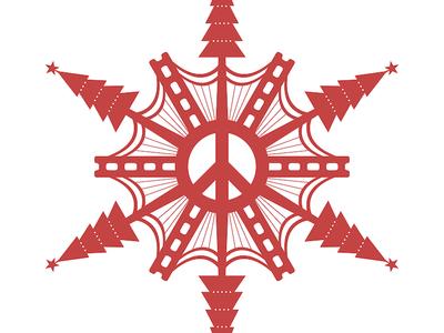 San Fran Snowflake