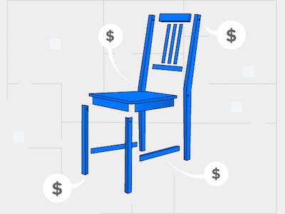 Selling Like IKEA saas sales chair ikea