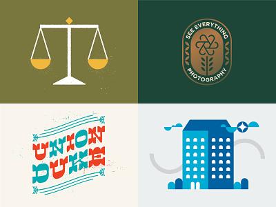 2018 Review brand logo icon illustration design