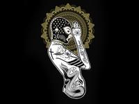 Rudo: T-shirt Design/Illustration