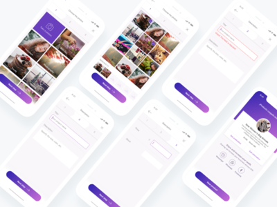 Upload new product flow