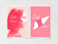 Lady Bird Posters