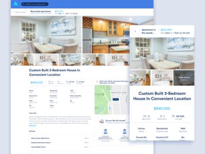 Real Estate Finder