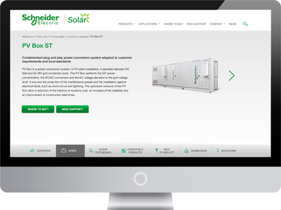 SeSolar.com - Website for a solar company web ui ux websitedesign design wordpress webdesign typography