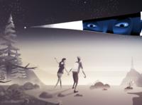 Spy Satellites science fiction editorial illustration illustration illustration design illustrator