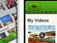 Video Sharing app