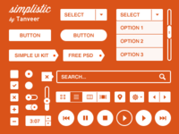 Simplistic UI Kit
