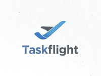 Task Flight Logo Concept v2