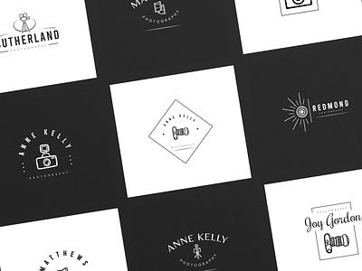 Photography Logo logo vector camera logo illustration graphic design design card design branding badge logo photography logo photography