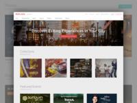 Explara Website