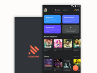 Practice Music with Manoke App