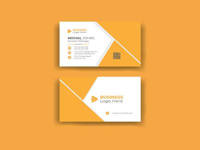 Professional business card design within 24 hours branding logo graphic design web designer card