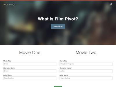Film Pivot App