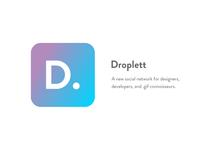 Droplett