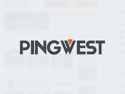 New logo for PingWest