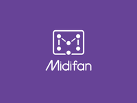 Midifan Logo