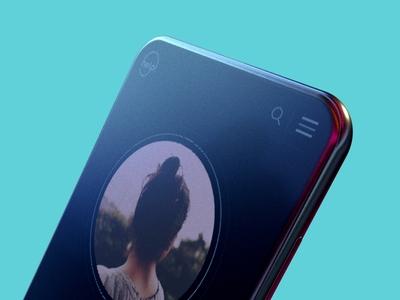 Help! close mockup phone mobile app ux card design ui