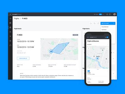 UI mapbox webapp mobile ui