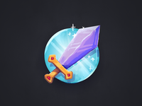 The Littlest Bestest Sword Icon