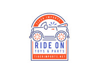 Ride On Toys & Parts
