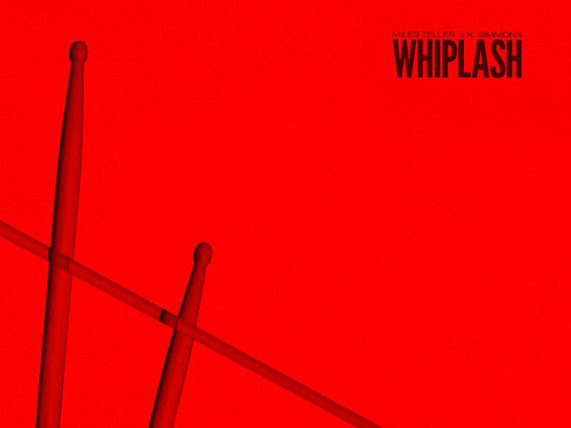 Whiplash 🥁 jazzy movies film festival music school student teacher fight drummer drums drum jazz whiplash film poster design film poster movie poster movie films film mexico design