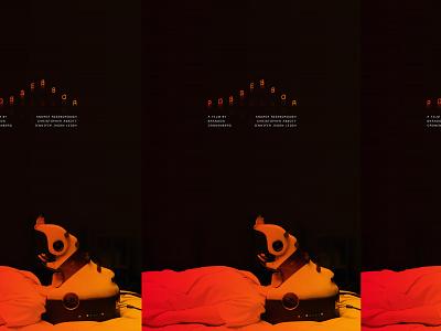 Possessor technology tech future art director art direction film posters film poster poster design movie posters movie poster canada body horror possessor