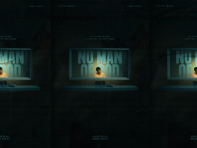 No Man of God spectrevision art director film posters film artwork horror horror movie art direction posters movie posters movie poster movie