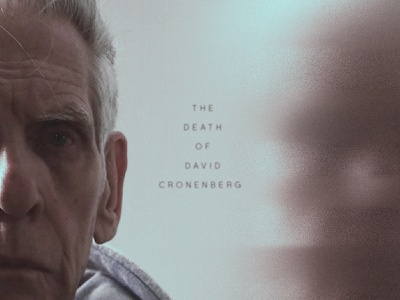 The Death of David Cronenberg body horror cronenberg david cronenberg toronto canada movie posters movie poster movie