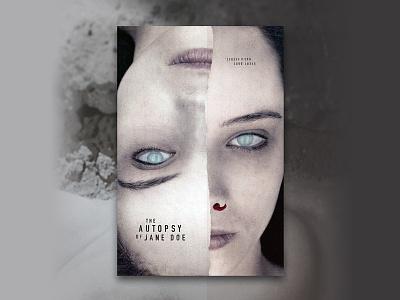 Autopsy of Jane Doe Movie Poster posterdesign poster slasher flick horrorfilm movies movie terror horror