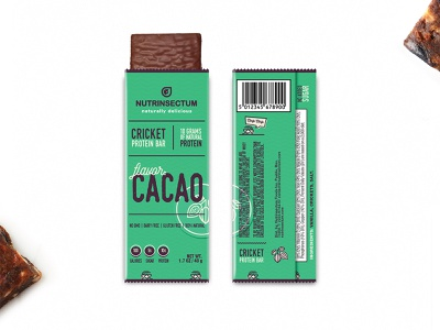 Naturally Delicious: Protein Bar 💪 food cricket mexico color brand excercise healthy cacao chocolate strenght gym health proteinbar protein bar