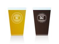 DAZ Craft Beer (Badges + Glasses)