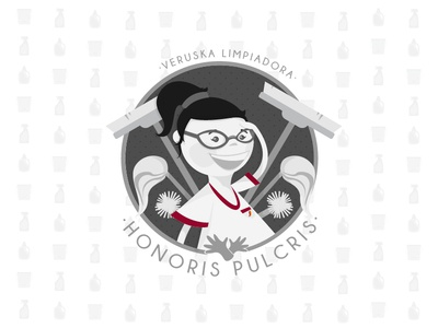 Honoris Pulcris cartoon illustrator design designer clean illustration creative