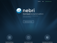 Nebrios Website