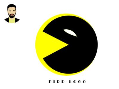 BIRD LOGO minimalist logo flat logo logo