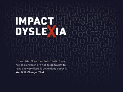 Impact Dyslexia