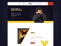 Impact Dyslexia Homepage