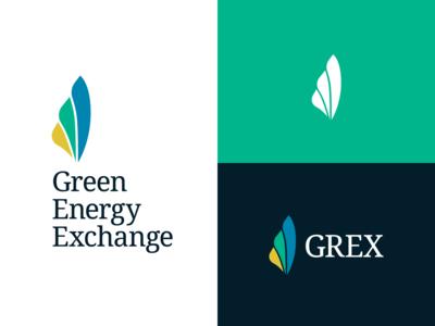 GEX Logo — Round 1