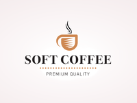 Soft Coffee Logo