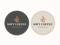 Soft Coffee labels
