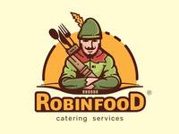 Robin Food Logo