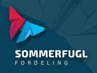 Somerfugl Fordeling