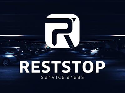 Reststop smartparking stop secureparking restarea parking location highway
