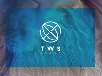 Logo for TWS Company
