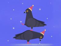 Peck peck
