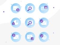 Holini: Marketing Icons